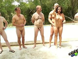 Teens nude german Madonna Exposes