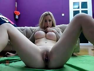 xhamster blonde masturbieren